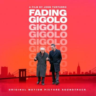 Fading Gigolo Soundtrack CD. Fading Gigolo Soundtrack
