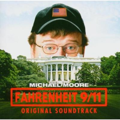 Fahrenheit 9/11 Soundtrack CD. Fahrenheit 9/11 Soundtrack