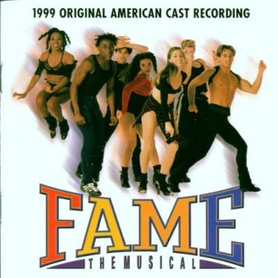 Fame Soundtrack CD. Fame Soundtrack