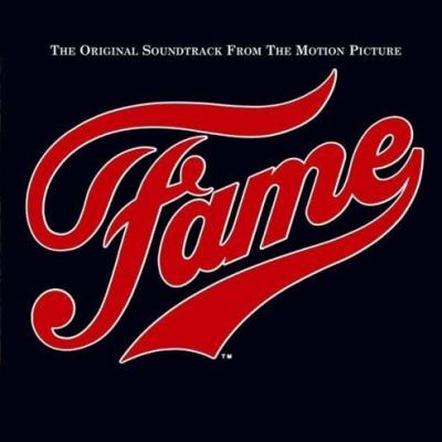 Fame (Movie) Soundtrack CD. Fame (Movie) Soundtrack