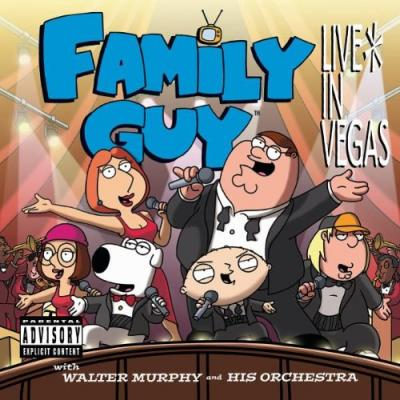 Family Guy Soundtrack CD. Family Guy Soundtrack
