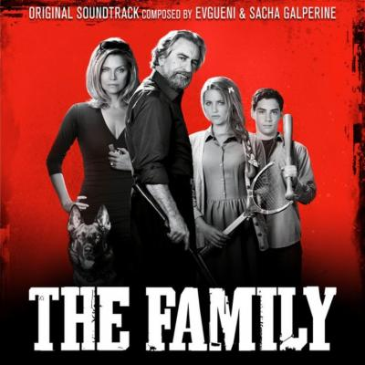 Family, The Soundtrack CD. Family, The Soundtrack