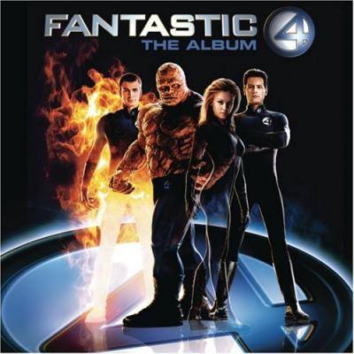 Fantastic Four Soundtrack CD. Fantastic Four Soundtrack