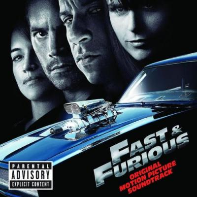 Fast And Furious Soundtrack CD. Fast And Furious Soundtrack
