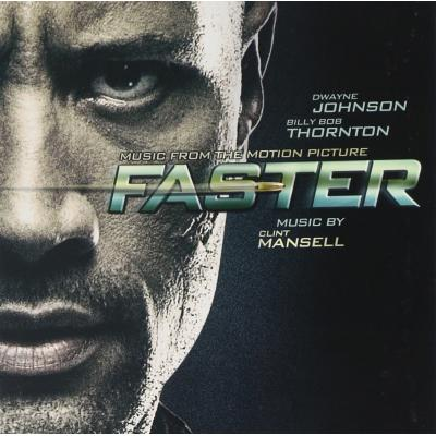 Faster Soundtrack CD. Faster Soundtrack