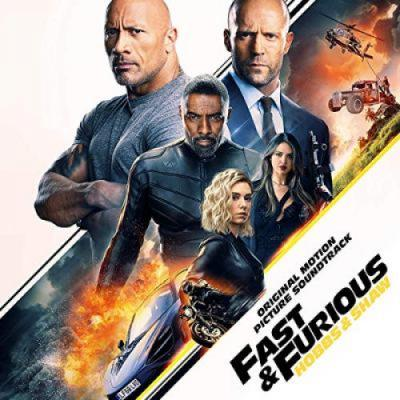 Fast & Furious Presents: Hobbs & Shaw Soundtrack CD. Fast & Furious Presents: Hobbs & Shaw Soundtrack