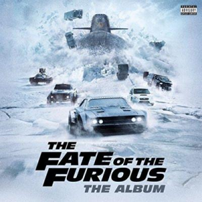 Fate of the Furious Soundtrack CD. Fate of the Furious Soundtrack