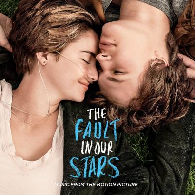 Fault in Our Stars, The Soundtrack CD. Fault in Our Stars, The Soundtrack