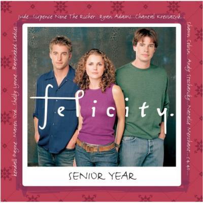 Felicity vol. 2 Soundtrack CD. Felicity vol. 2 Soundtrack