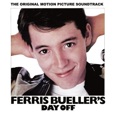 Ferris Bueller's Day Off Soundtrack CD. Ferris Bueller's Day Off Soundtrack