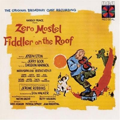 Fiddler on the Roof Soundtrack CD. Fiddler on the Roof Soundtrack