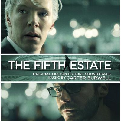 Fifth Estate, The Soundtrack CD. Fifth Estate, The Soundtrack