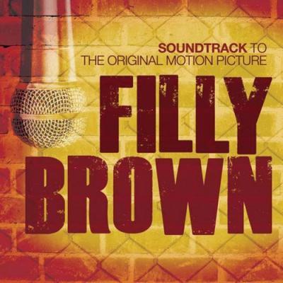 Filly Brown Soundtrack CD. Filly Brown Soundtrack