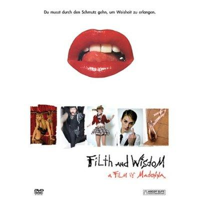 Filth and Wisdom Soundtrack CD. Filth and Wisdom Soundtrack