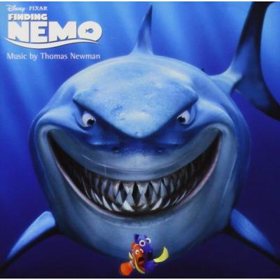 Finding Nemo Soundtrack CD. Finding Nemo Soundtrack
