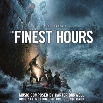 Finest Hours Soundtrack CD. Finest Hours Soundtrack