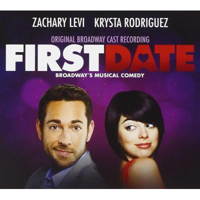 First Date Soundtrack CD. First Date Soundtrack