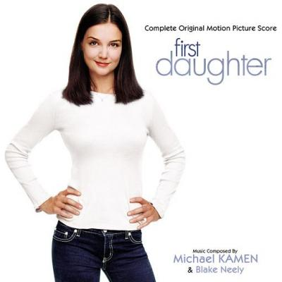 First Daughter Soundtrack CD. First Daughter Soundtrack