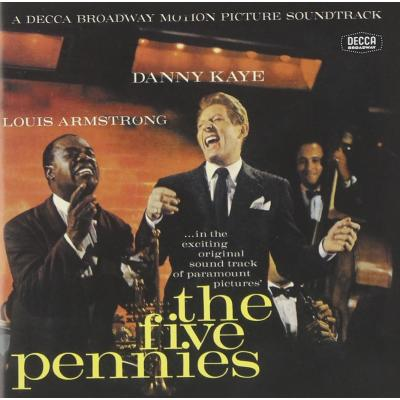 Five Pennies Soundtrack CD. Five Pennies Soundtrack