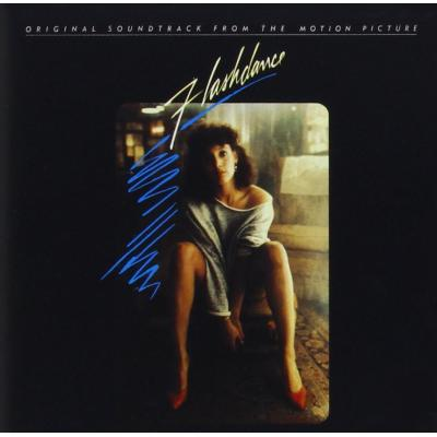 Flashdance Soundtrack CD. Flashdance Soundtrack