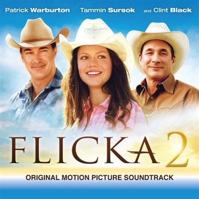 Flicka 2 Soundtrack CD. Flicka 2 Soundtrack