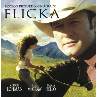 Flicka Soundtrack CD. Flicka Soundtrack