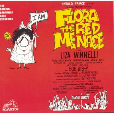 Flora, the Red Menace Soundtrack CD. Flora, the Red Menace Soundtrack Soundtrack lyrics