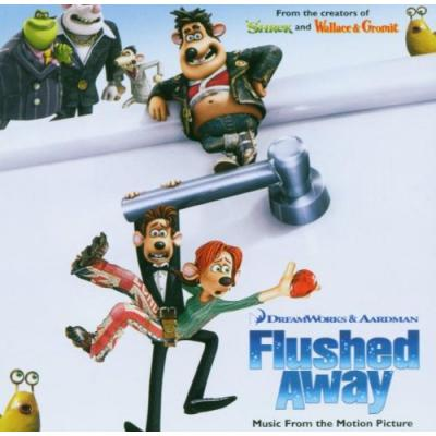 Flushed Away Soundtrack CD. Flushed Away Soundtrack