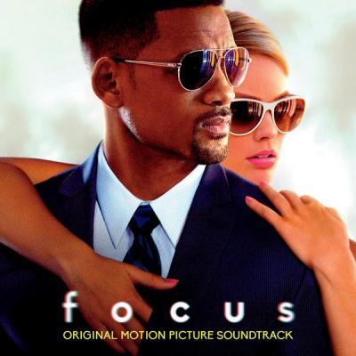 Focus Soundtrack CD. Focus Soundtrack