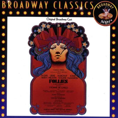 Follies Soundtrack CD. Follies Soundtrack