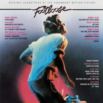 Footloose Soundtrack CD. Footloose Soundtrack