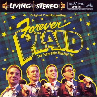 Forever Plaid Soundtrack CD. Forever Plaid Soundtrack