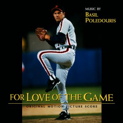 For Love Of The Game Soundtrack CD. For Love Of The Game Soundtrack