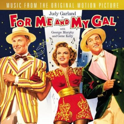 For Me and My Gal Soundtrack CD. For Me and My Gal Soundtrack