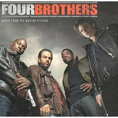 Four Brothers Soundtrack CD. Four Brothers Soundtrack