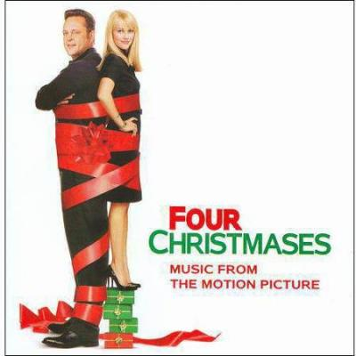 Four Christmases Soundtrack CD. Four Christmases Soundtrack