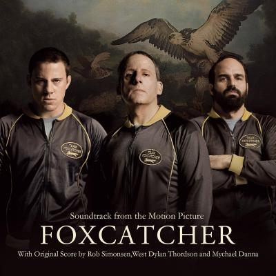Foxcatcher Soundtrack CD. Foxcatcher Soundtrack