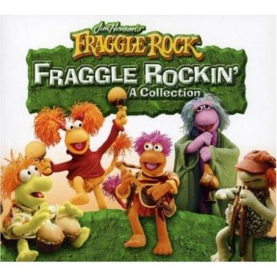Fraggle Rock : The Fraggle Rockin' Collection Soundtrack CD. Fraggle Rock : The Fraggle Rockin' Collection Soundtrack