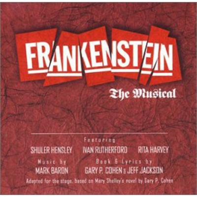 Frankenstein, The Musical Soundtrack CD. Frankenstein, The Musical Soundtrack
