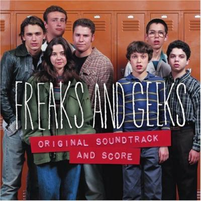 Freaks And Geeks Soundtrack CD. Freaks And Geeks Soundtrack