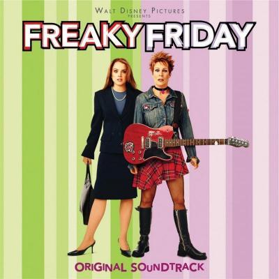 Freaky Friday Soundtrack CD. Freaky Friday Soundtrack