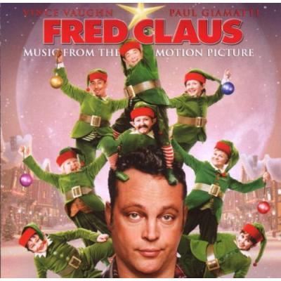 Fred Claus Soundtrack CD. Fred Claus Soundtrack