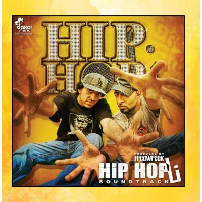 Fredwreck's Hip Hop Na Soundtrack CD. Fredwreck's Hip Hop Na Soundtrack