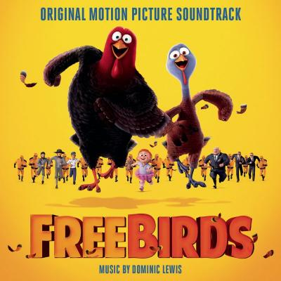 Free Birds Soundtrack CD. Free Birds Soundtrack