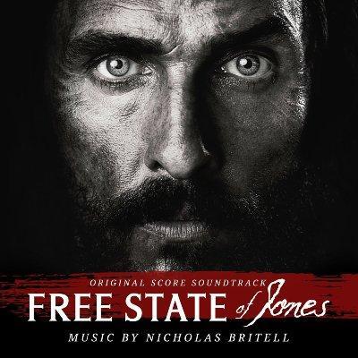 Free State of Jones Soundtrack CD. Free State of Jones Soundtrack