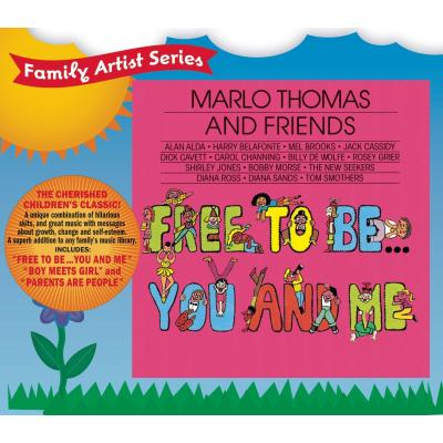 Free To Be You and Me Soundtrack CD. Free To Be You and Me Soundtrack