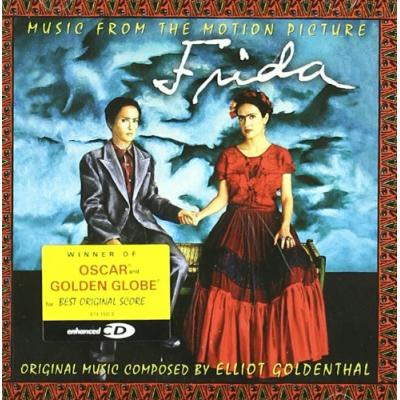 Frida Soundtrack CD. Frida Soundtrack