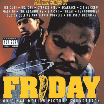 Friday Soundtrack CD. Friday Soundtrack