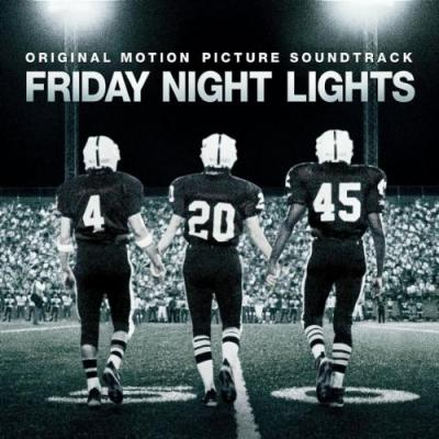 Friday Night Lights Soundtrack CD. Friday Night Lights Soundtrack