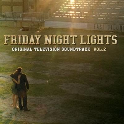 Friday Night Lights Vol. 2 Soundtrack CD. Friday Night Lights Vol. 2 Soundtrack